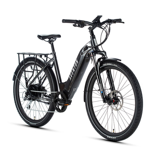 Level Step-Through Commuter Ebike