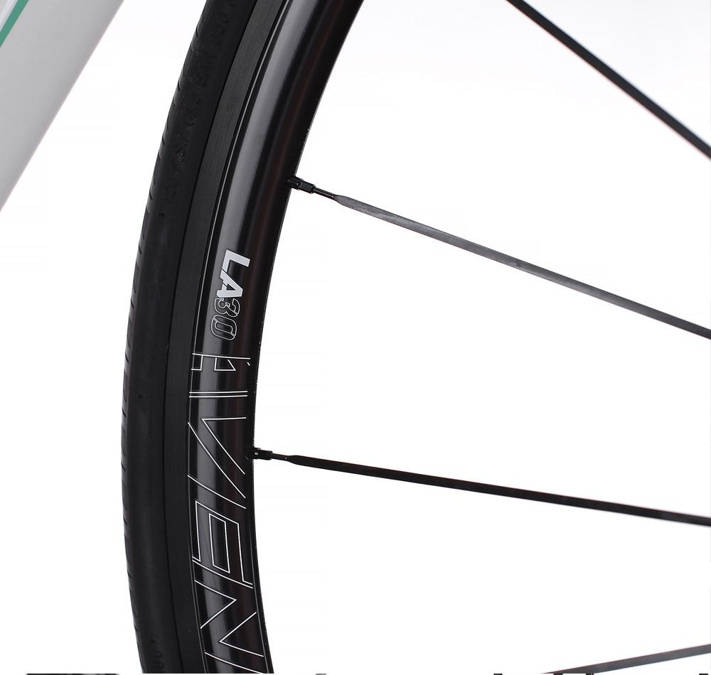 LA 30 Track Wheelset -  at Aventon Bikes  - 5