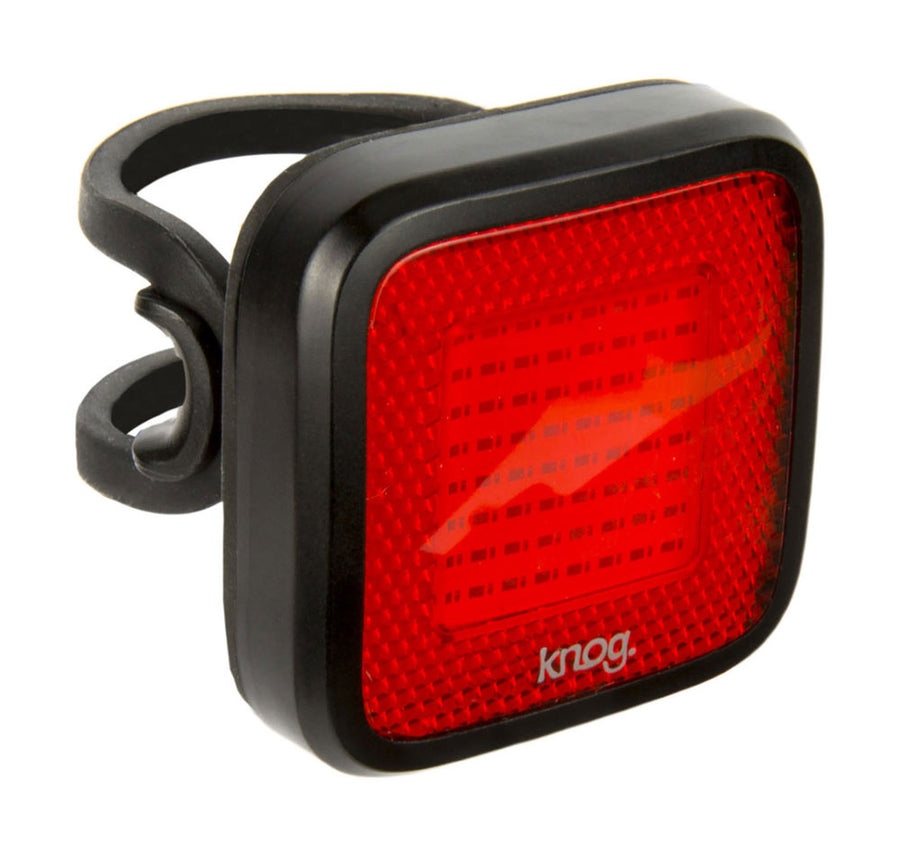 Knog Blinder Mob Mr Chips Rear, Black