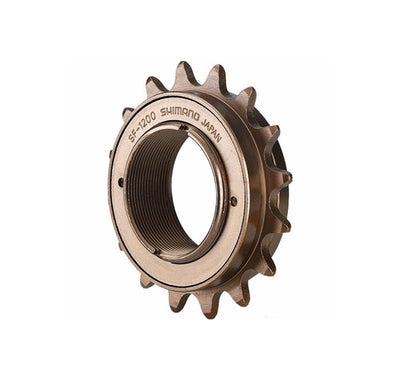 "Shimano SF-1200 Freewheel for 1/2"" x 1/8"" Chain - Aventon Bikes"