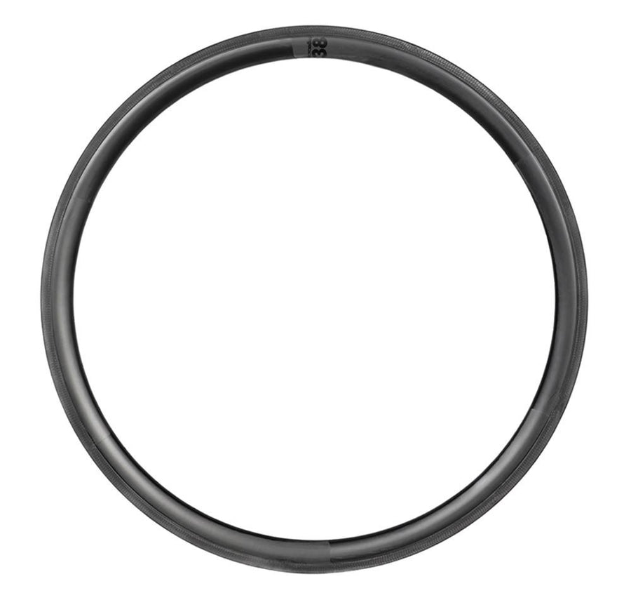 BLB Notorious 38mm Rim - Carbon 28h
