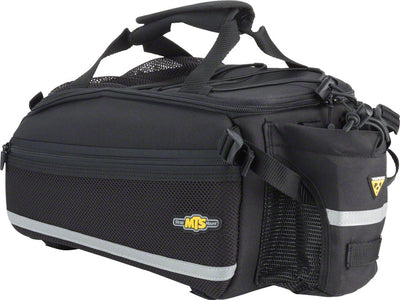 Topeak TrunkBag EX Strap Mount Bag, Black