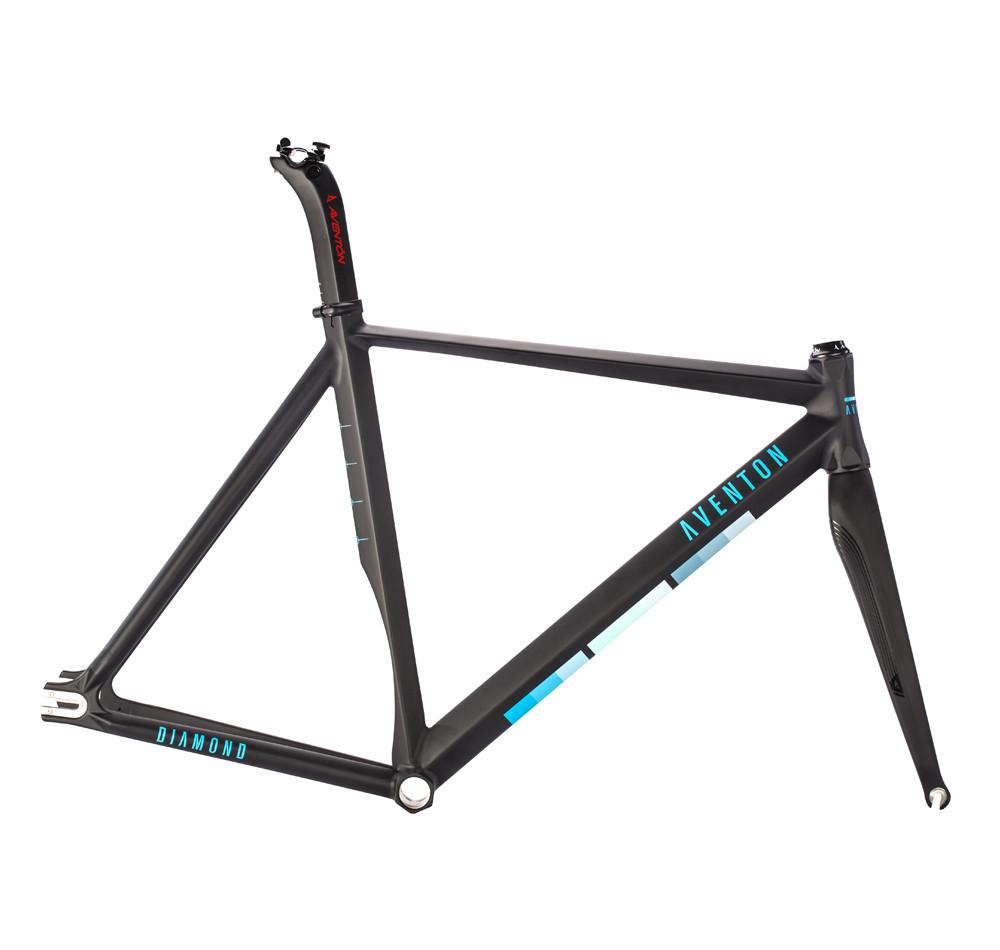 Diamond Team Frameset 2016 -  at Aventon Bikes  - 1