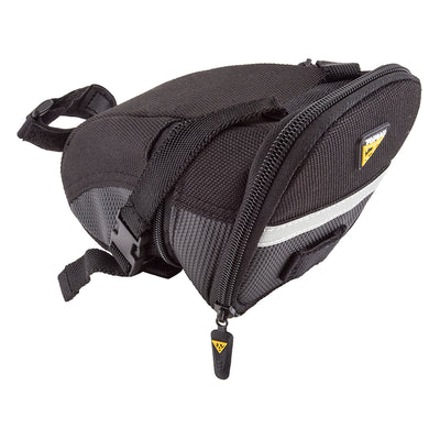 Topeak Wedge Aero Strap-On MD Bag - Aventon Bikes