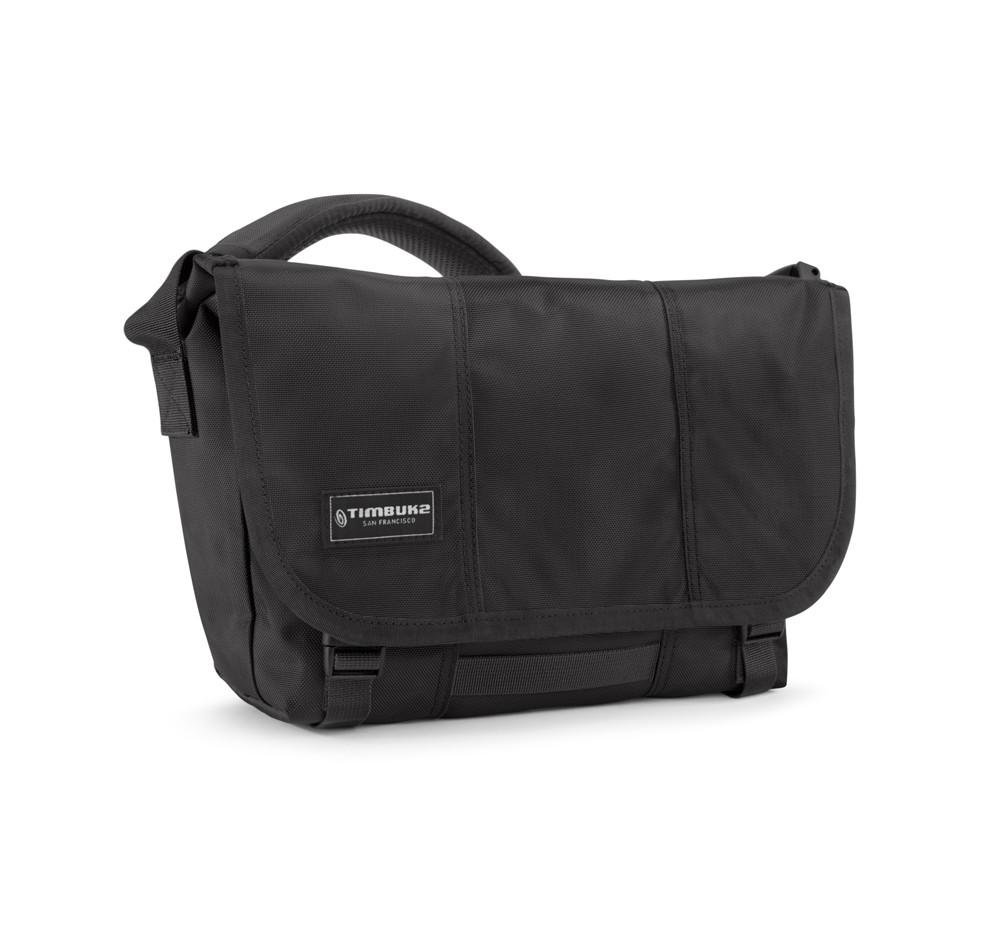 Timbuk2 Classic Messenger Bag - Black/Medium -  at Aventon Bikes