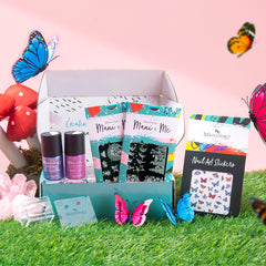Mani x Me subscription box
