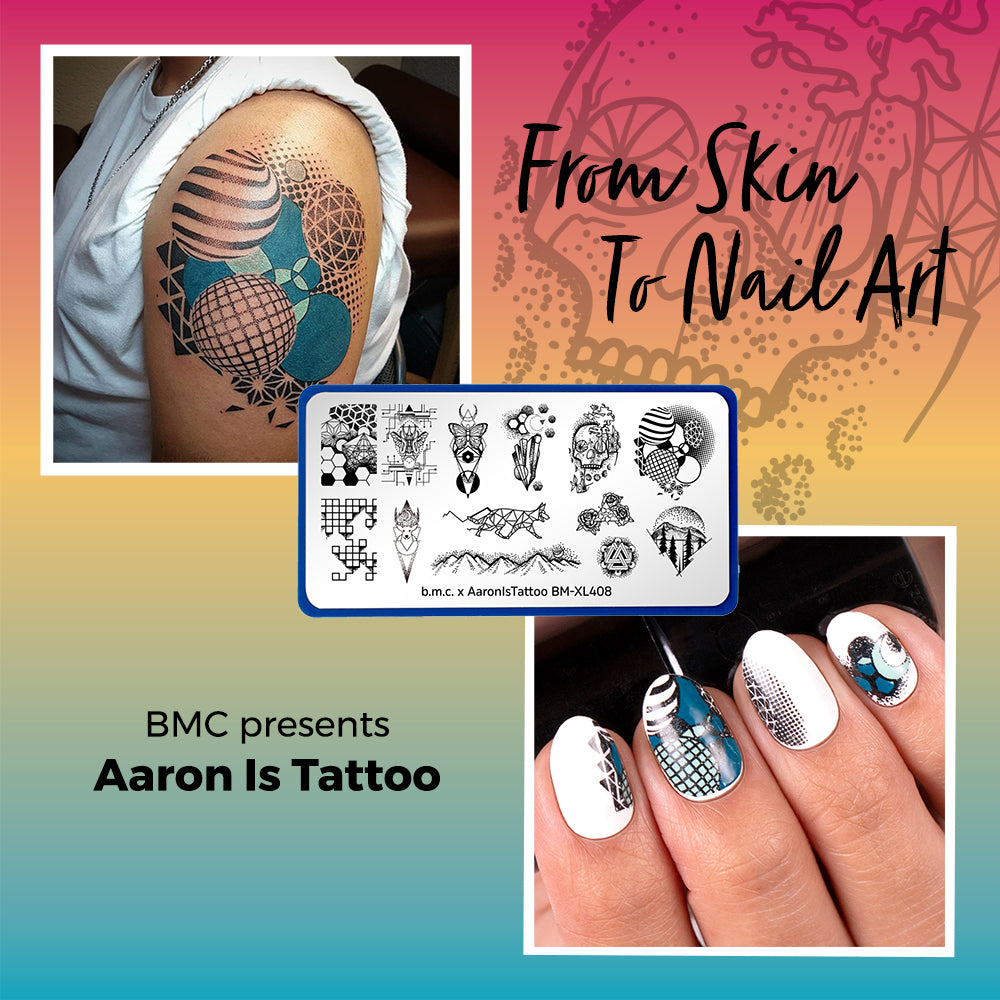 From Skin Art to Nail Art - Meet Aaron Is Tattoo