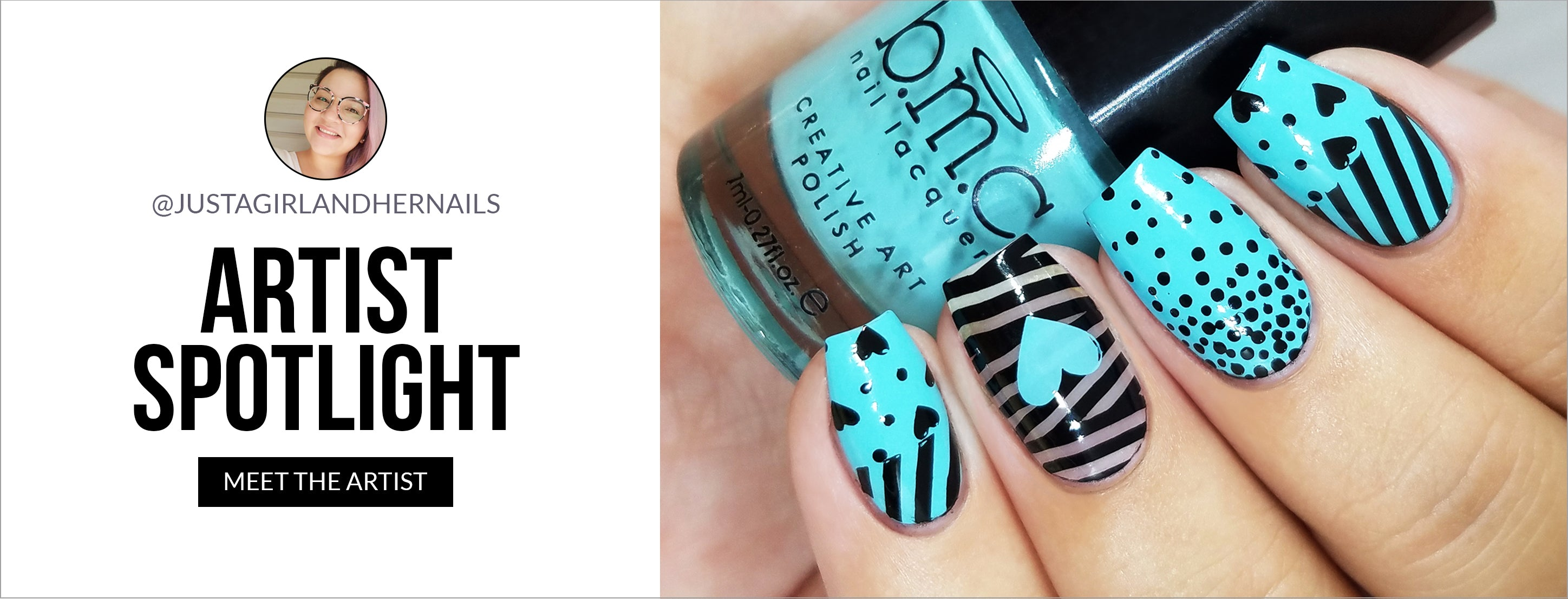 See How @justagirlandhernails Gets Creatively Inspired! | Meet the Artist