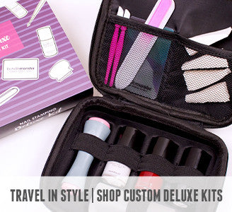 Travel in Style | Shop Custom Deluxe Kits