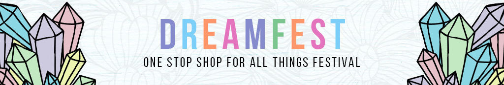 One Stop Shop for All Things Festival | Shop DreamFest