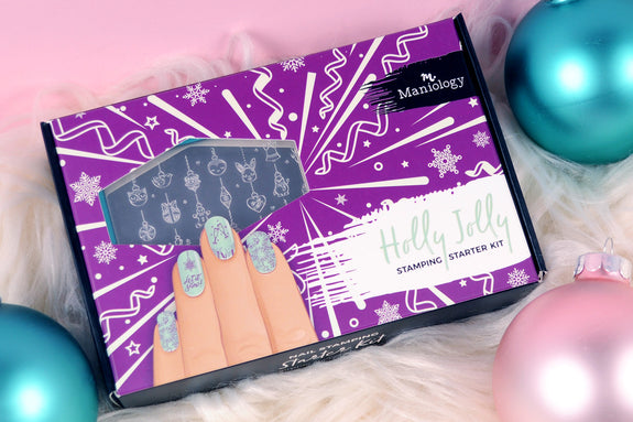 SHOP HOLLY JOLLY STAMPING KIT >