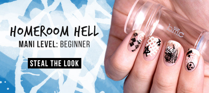 Homeroom Hell | Steal the Look with our How To Tutorials