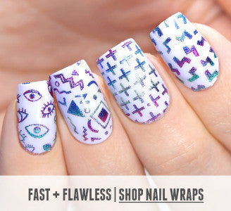 Fast + Flawless | Shop Nail Wraps