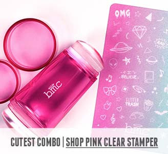Cutest Combo | Shop Pink Clear Stamper