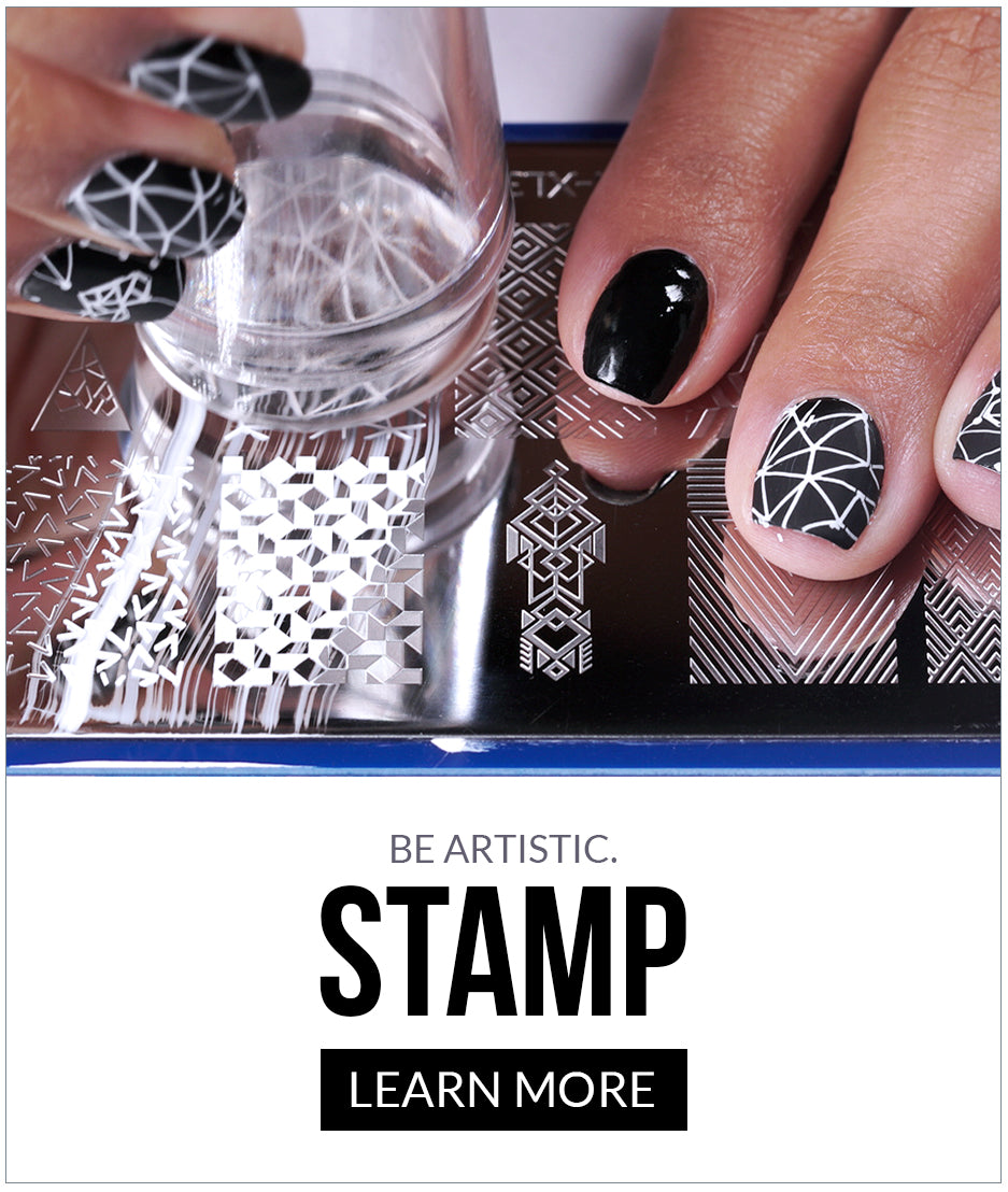 Be artistic.  Learn the Art of Stamping with b.m.c