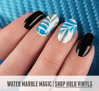 Water Marbling Magic | Shop Holo Vinyls