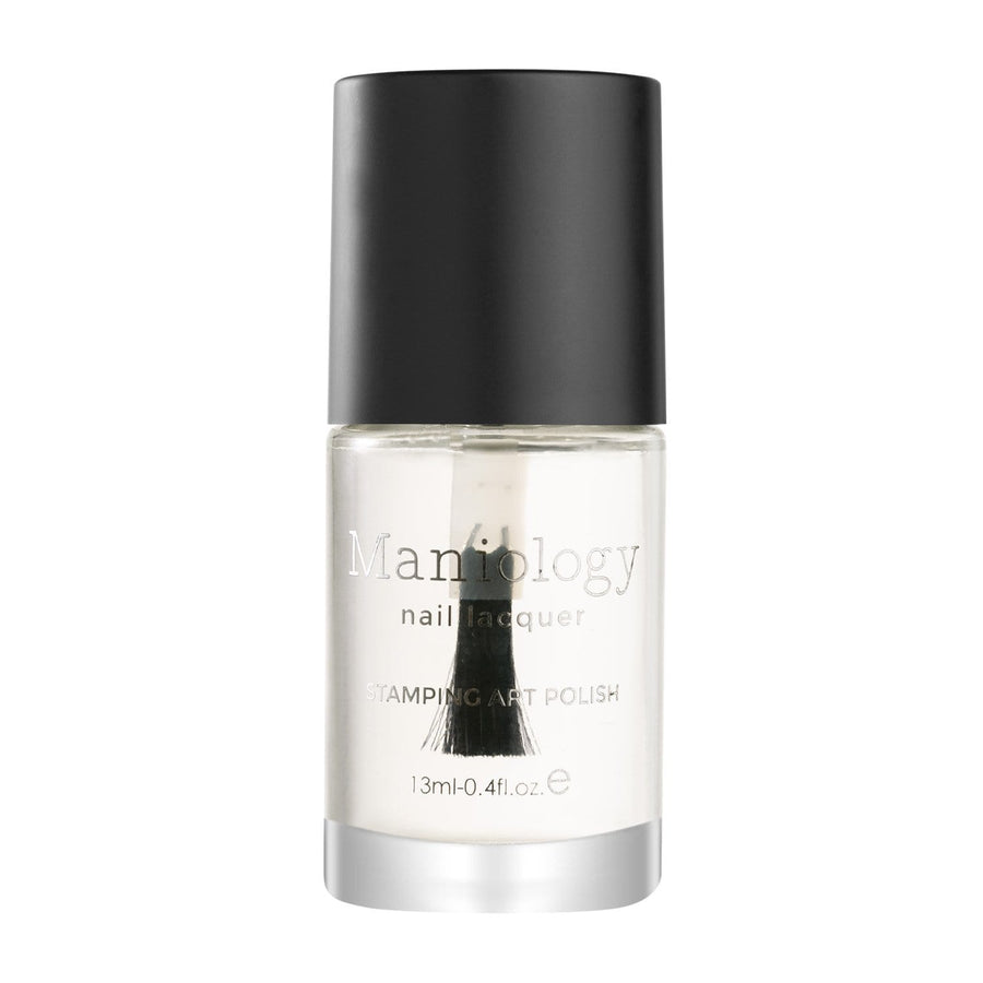 A Calcium Rich Base Coat to give your nails that extra boost in strength and growth by Maniology.