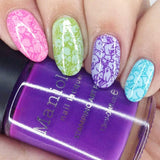 Easter Limited Edition: 4-Piece What's Crackin Nail Stamping Bundle