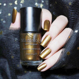 Grimm's Nightfall Collection: Soulless - Dark Bronze Duochrome Creative Art Stamping Polish