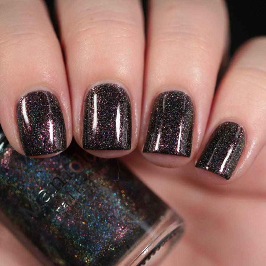 Maniology Moods holographic polish in Dreamy