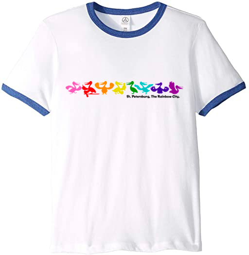 The Rainbow City - Alternative Eco Jersey