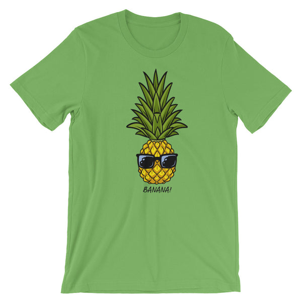 Banana Short Sleeve Unisex T-Shirt