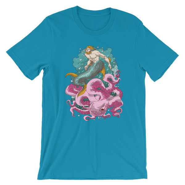 Deep Sea - Short-Sleeve Unisex T-Shirt
