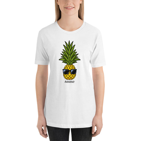 Banana Short-Sleeve Unisex T-Shirt