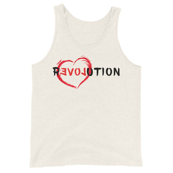 Re(Love)ution - Tank Top