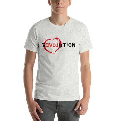 Re_Love_ution - Short-Sleeve Unisex T-Shirt