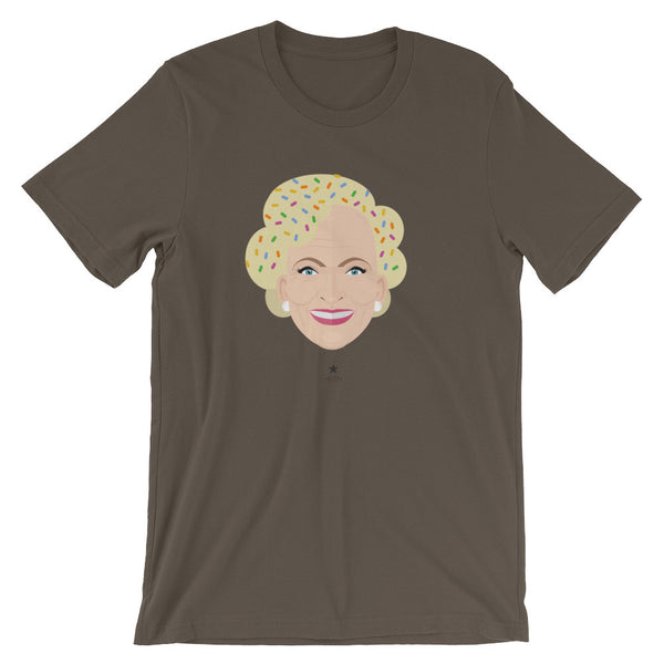 Sprinkles are for Betty! - Short Sleeve Jersey T-Shirt