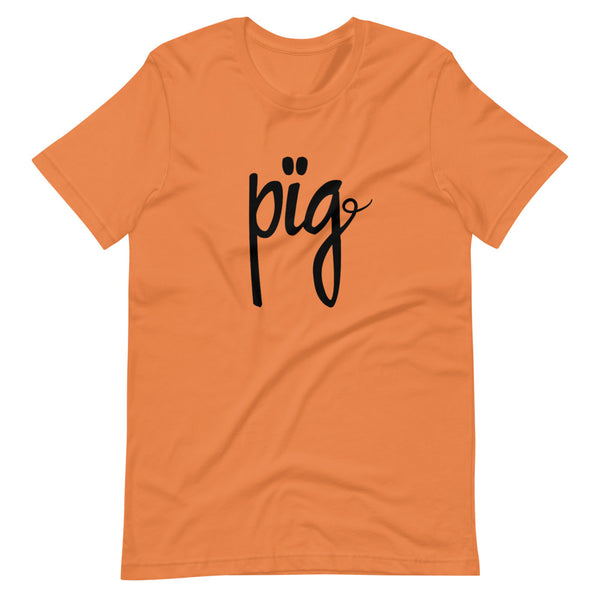 Pig by Featured Artist Michael McMurtrey