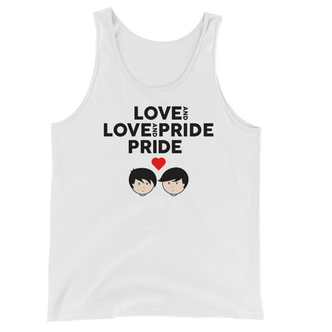 Love & Pride - Tank Top