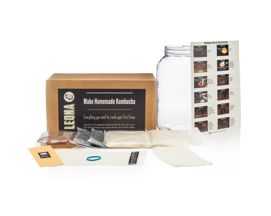 Superb Kombucha Tea Starter Kit