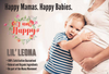 Baby Laundry Detergent - Lil Leona's Eco Friendly Hypoallergenic Washing Soap is unscented with natural ingredients for baby's sensitive skin. Start washing with baby safe coconut based laundry today