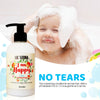Image of Baby Hair Conditioner & Detangler by Lil Leona: Safe and Non-Toxic Cleansing Conditioner for Infants, Toddlers, and Kids of all Ages. Gentle Tear Free No More Tangles for Curly Hair. Available in Calendula and Fragrance-Free Variants.