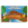 Image of Kids Bath Bombs with Surprise Toys Inside - Safari Jungle Animals: Colored Bath Fizzies Made with Safe Ingredients for a Fun Bubble Bath Time. Great Bath Bombs for Kids with Toys Inside!