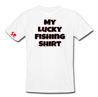 SC-My Lucky Fishing Shirt