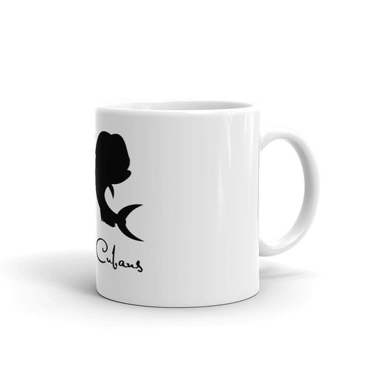 Salty Cubans White & Black  Mug