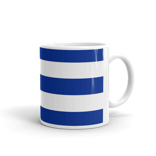 Salty Cubans-Cuban Flag Mug