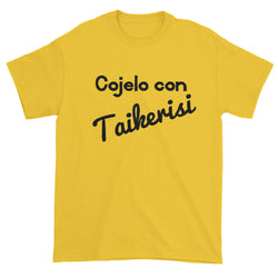 Cojelo con Taikerisi-Short sleeve t-shirt