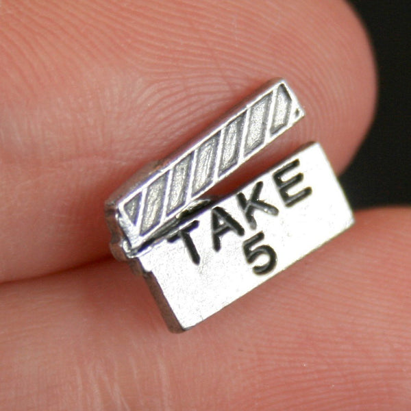 Tie Tack - Take Five Movie Board