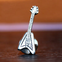 Tie Tack - Lapel Pin - Electric Guitar
