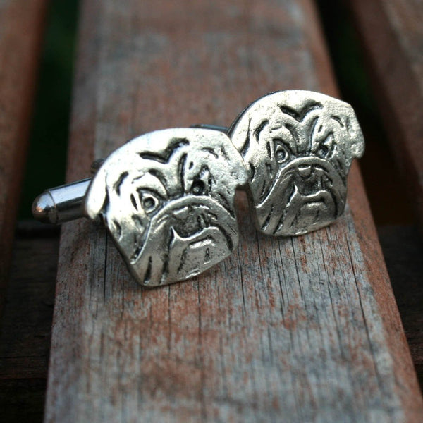 Dog Cufflinks - Cuff Links