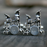 Drum Set Cufflinks - Cuff Links
