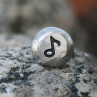 Tie Tack - Lapel Pin - Music Note
