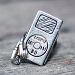 Tie Tack - Lapel Pin - MP3 Player
