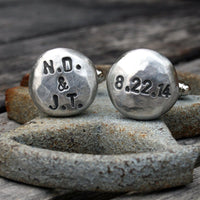 Personalized Cufflinks - Custom Cuff Links