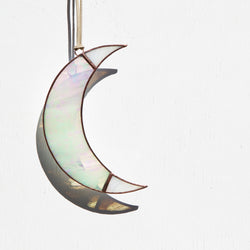 Tipped Crescent Moon