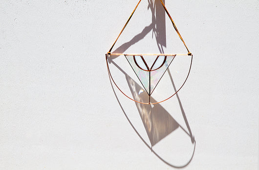 West Sculptural Sun Catcher